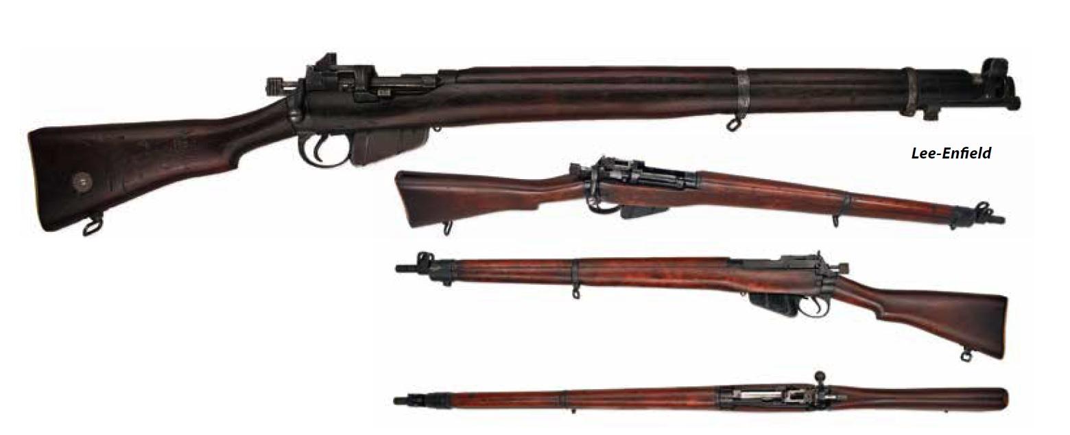 Tikka arctic ginklas